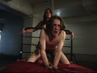 Femdom men in pain video clips